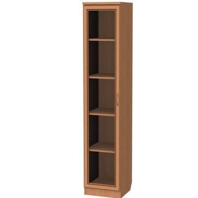 Шкаф для книг узкий