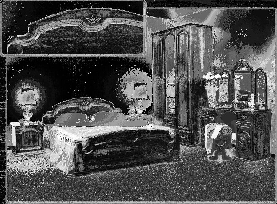Спальня М 02