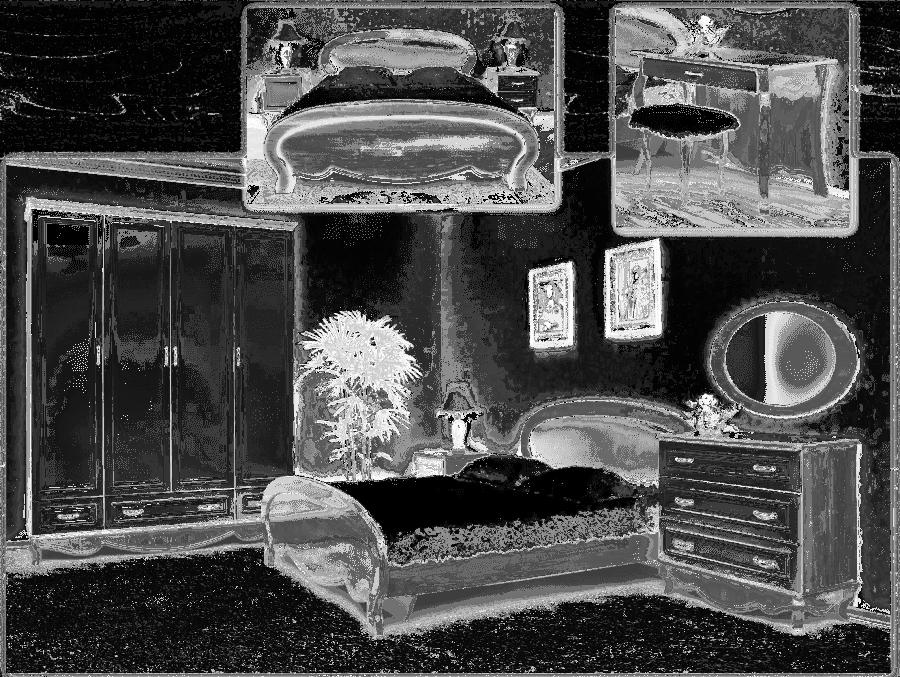 Спальня М 11