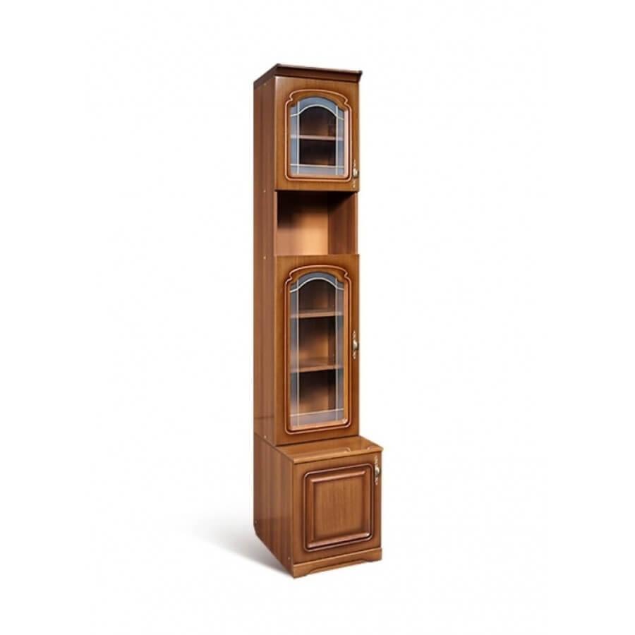 Шкаф для книг Азалия 10 РУ