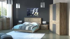 Кровать МК52 (235)