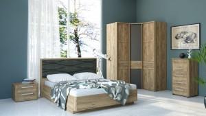 Кровать МК52 (234)