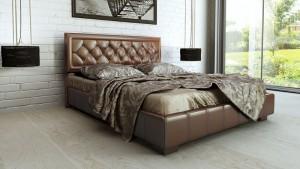 Кровать МК52 246 бронза