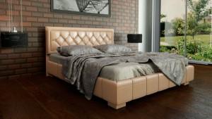 Кровать МК52 246 беж