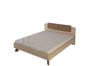Кровать двухспальная МК 32 Изд.18