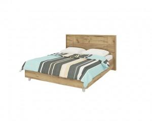 Кровать МК 52 (золотистый дуб) Изделие №235