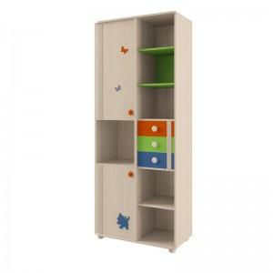Изделие № 106 шкаф для книг (мдк 4.13)