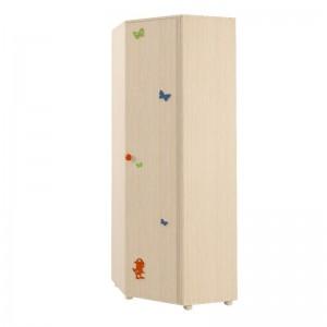 Изделие № 112 шкаф угловой для платья и белья (мдк 4.13)