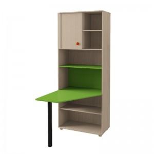 Изделие № 116 шкаф для книг (мдк 4.13)