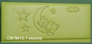 Спинка к каркасу 84.01 СМ № 12.1 Мишка