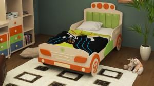Изделие № 138 (мдк № 4.13 детская кровать)