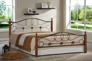Кровать двуспальная 822
