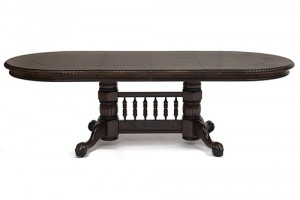 Стол обеденный овальный 4296 HNDG
