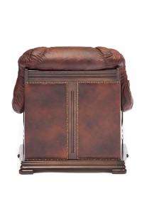 Кресло из натуральной кожи «Гольцмаер» (Golzmayer)
