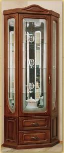 Шкаф-витрина М 01 01