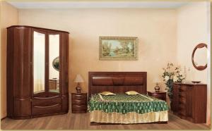 Спальня Виноградная лоза 01