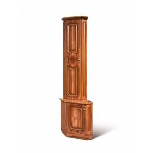 Шкаф для книг концевой Азалия 12 У