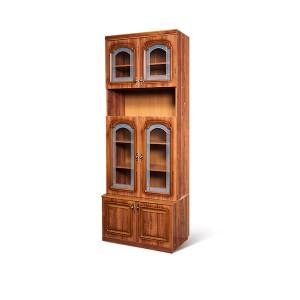 Шкаф для книг двухдверный Азалия Н