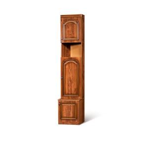 Шкаф для книг концевой Азалия Н