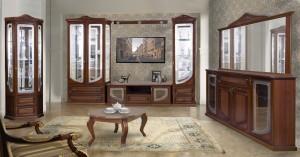Набор мебели в гостиную МДФ-1