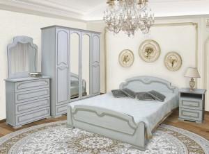 Спальня МДФ-1 винтерберг