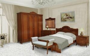 Спальня Лилия МДФ-4