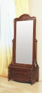 зеркало-трюмо напольное МДФ-4