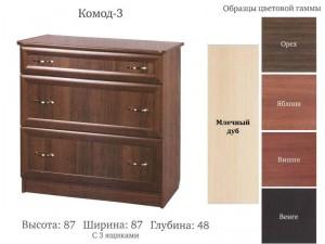 Комод-3