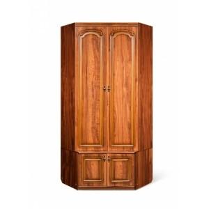 Шкаф для одежды уголовой с тумбой Азалия Н